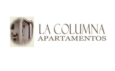 Logo La Columna Apartamentos